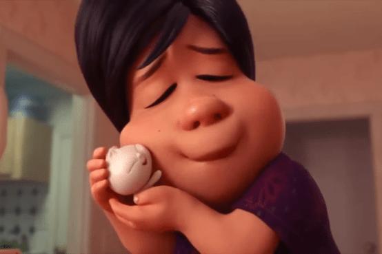 """2019 Oscar wining best Animated Short Film """"Bao"""""""