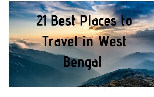 Best places to Travel in West Bengal