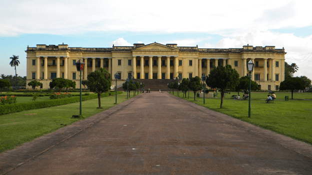 Hazarduari Palace in Murshidabad in West Bengal