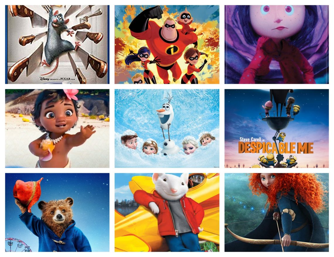 100 Kid-Friendly Movies to Stream Right Now 1