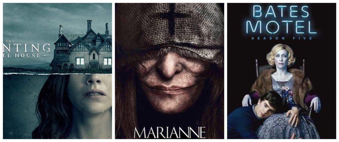 best horror series