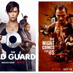 best action movies on Netflix 2020