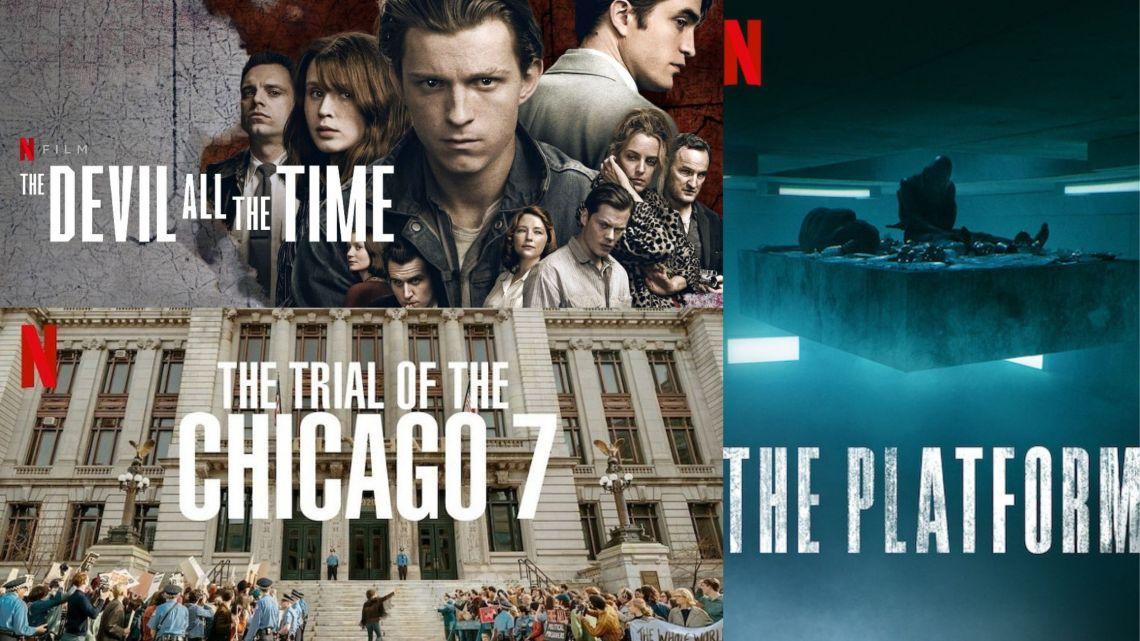 The best Netflix original movies 2020