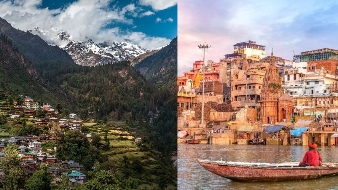 best affordable backpacking destination in India