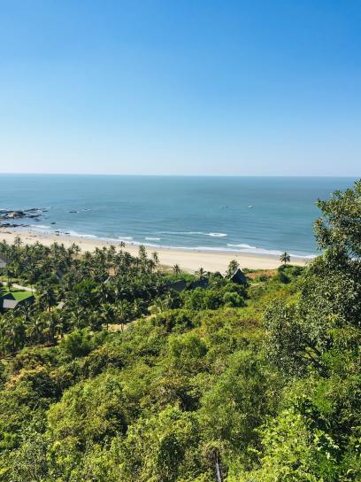 Goa - affordable honeymoon destinations in India