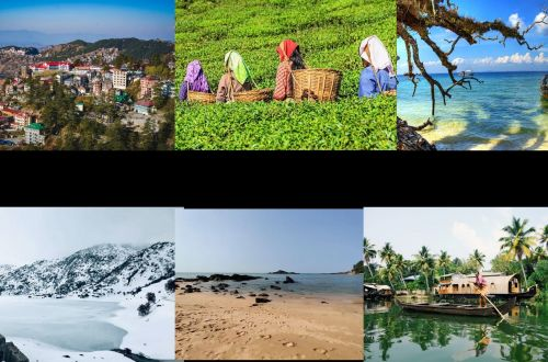Affordable Honeymoon destinations in India