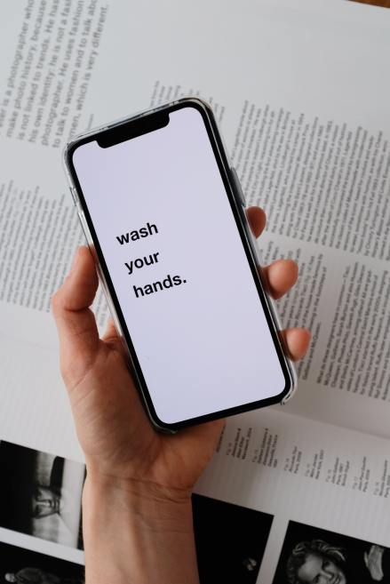 important hygiene travel tips - washing hands