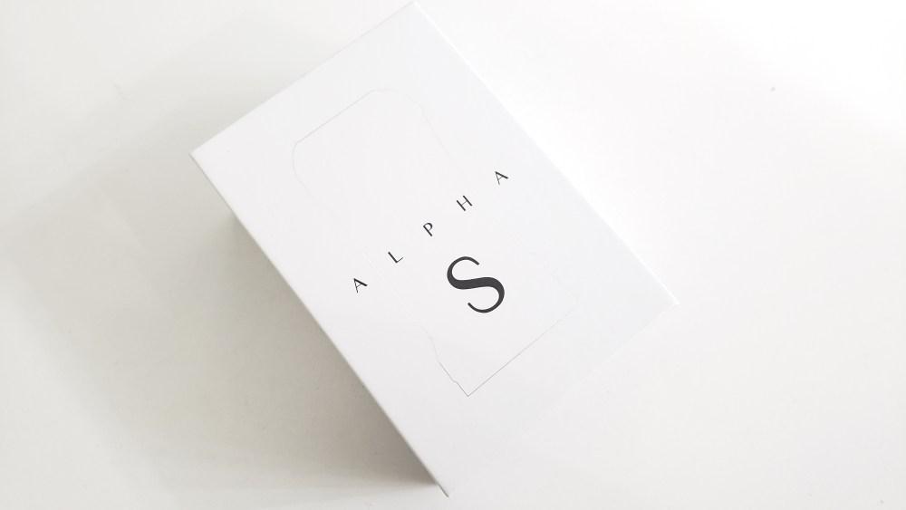 Alpha S 箱