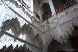 Our riad in Marrakesh, Morocco
