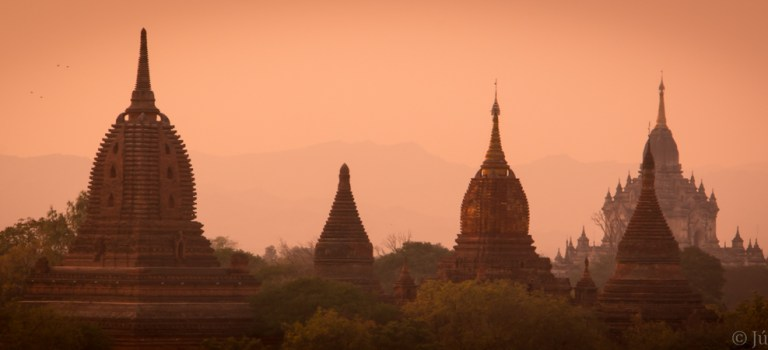 In Love with (in) Bagan – Bagan temples