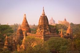 Bagan temples