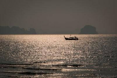 Tup Kaek Beach sunset