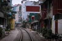 On the streets of Vietnam, Hanoi