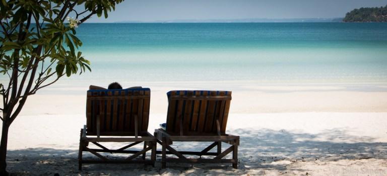 "Koh Rong Samloem: The luxury of ""Robinson Island"""