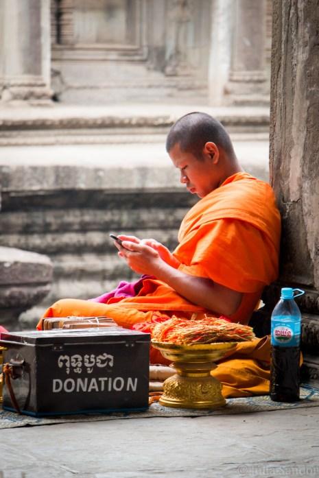 Modern monk
