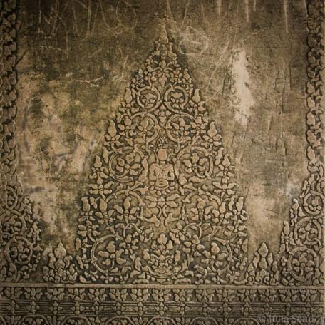 Angkor Wat carvings