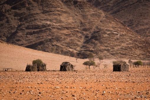 Herero village