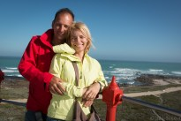 View from the Lighthouse in Agulhas