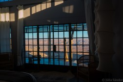 Fish River Canyon view from the room