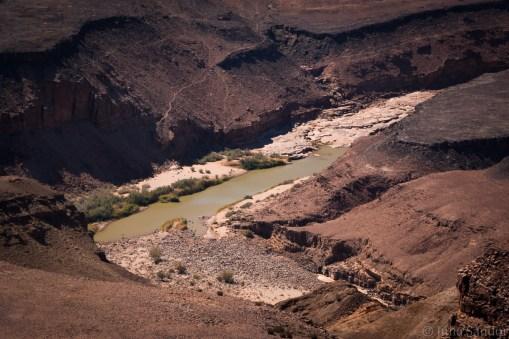 Fish River Canyon view
