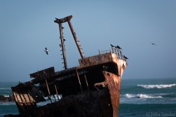 One of the 100s of shipwrecks in the area of the Cape of Good Hope(?!?)