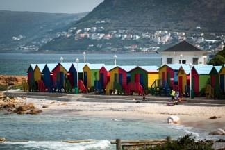 Beachhouses Muizenberg