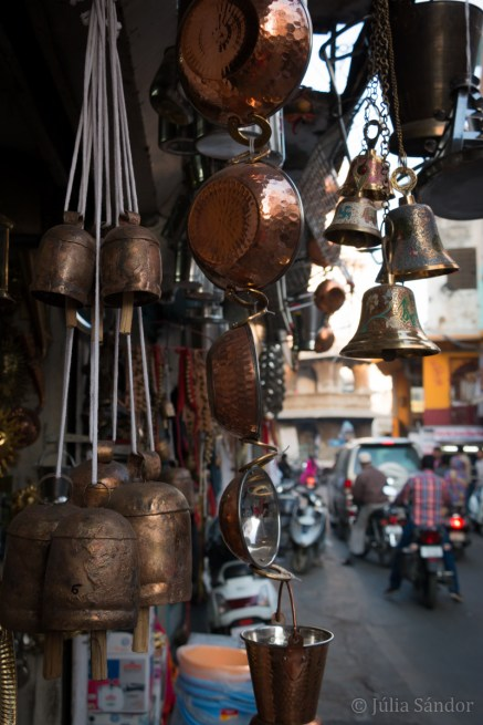 On the markets of Udaipur