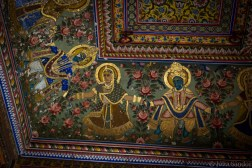 The rooms inside the havelis have also impresive decoration