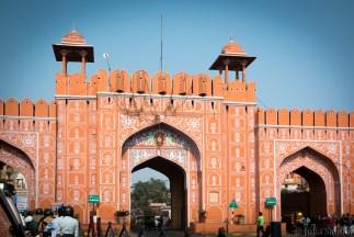 India impressions: City Gates, Jaipur