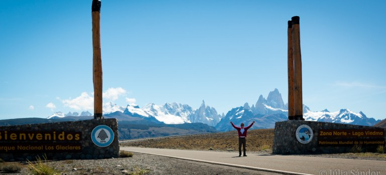 Summer impressions of Patagonia