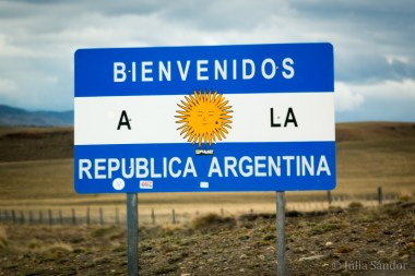 Welcome to Argentina