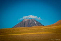 Sleeping volcano
