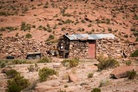 Farm in the chilenian Altiplano