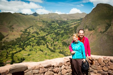 Enjoying the Sun In Pisac