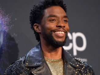Black Panther Star, Chadwick Boseman Is Dead (Photos)