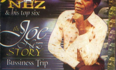Joe Nez - Business Trip (Throwback)