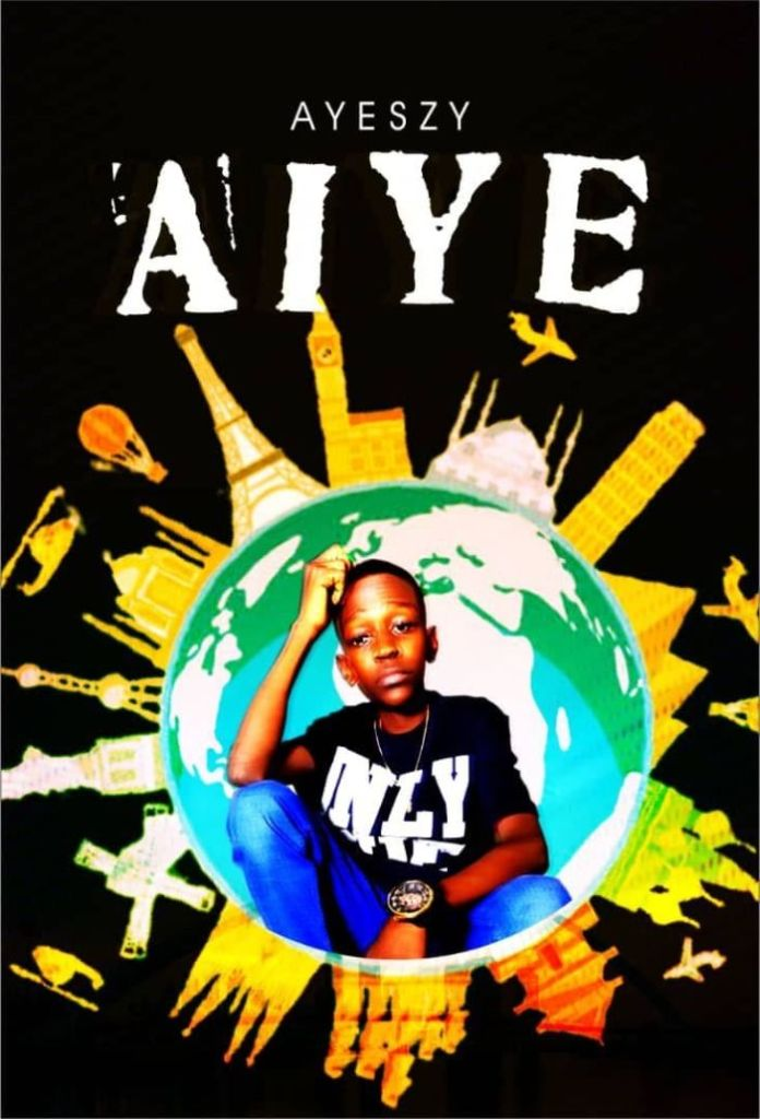 """Ayeszy Drops Video to His Trending Single Titled:- """"AIYE"""""""
