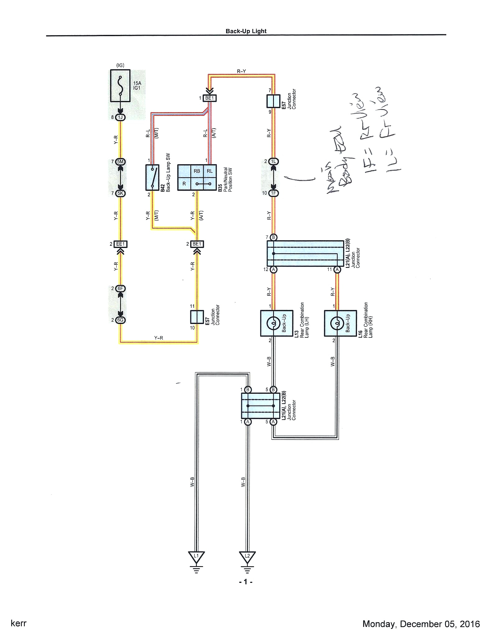 35 Leekooluu Backup Camera Wiring Diagram