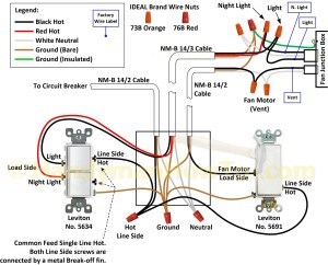 Gallery Of Canarm Ceiling Fan Wiring Diagram Download
