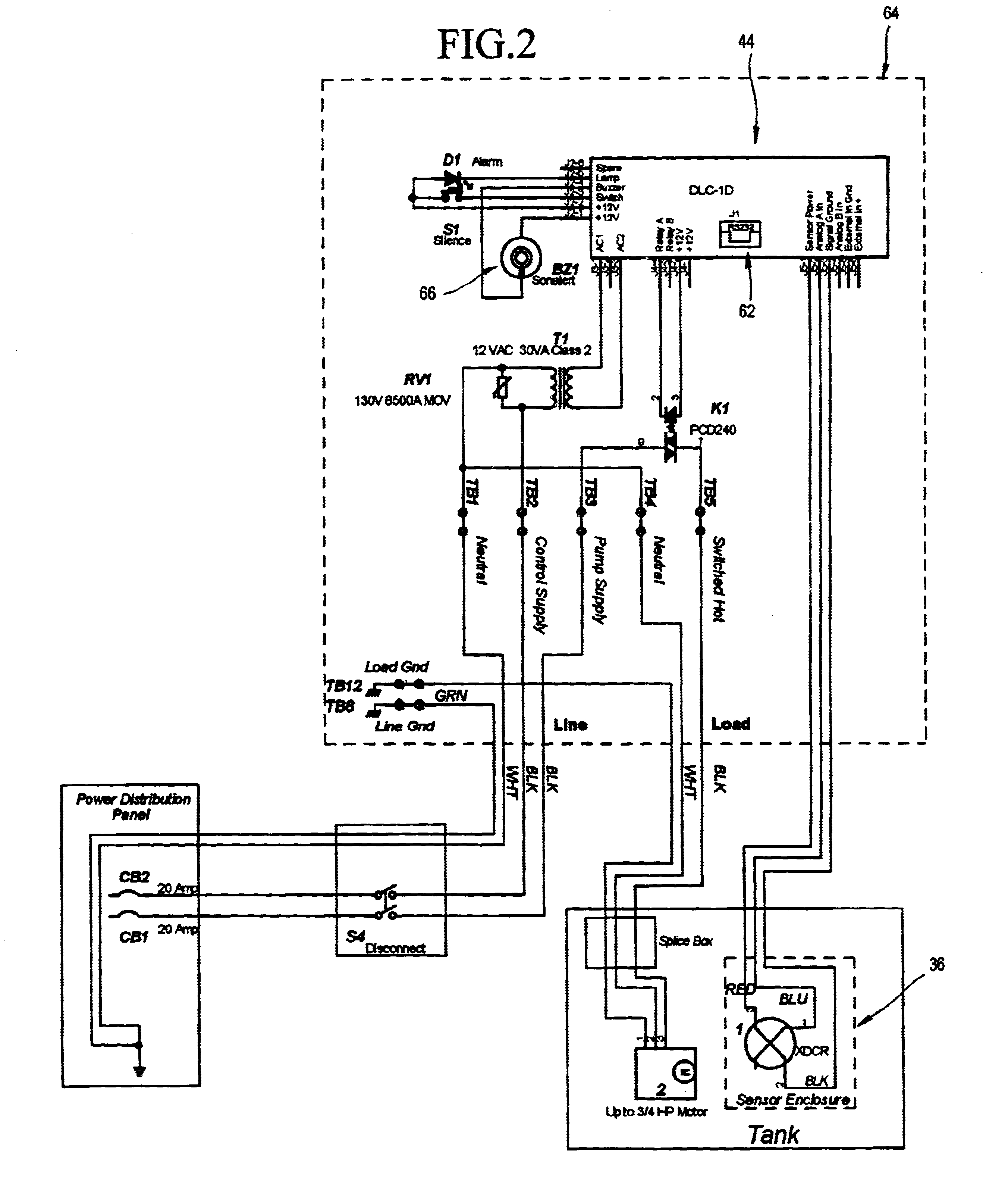 Get Clearstream Septic System Wiring Diagram Sample