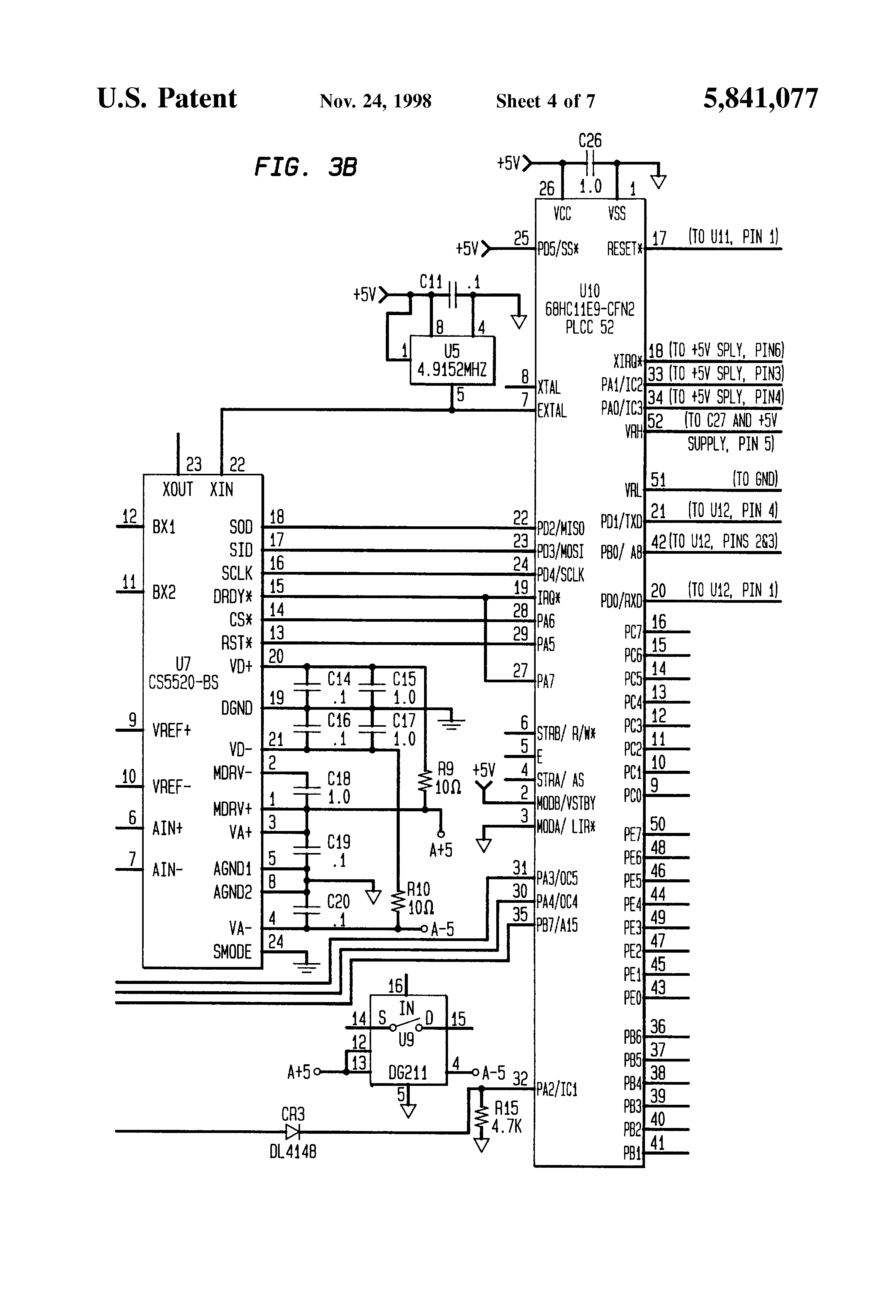 T1 Wire Diagram