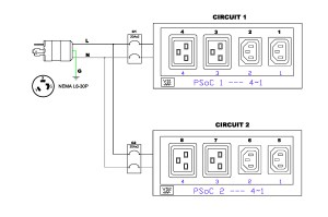 Gallery Of Nema L14 30r Wiring Diagram Sample