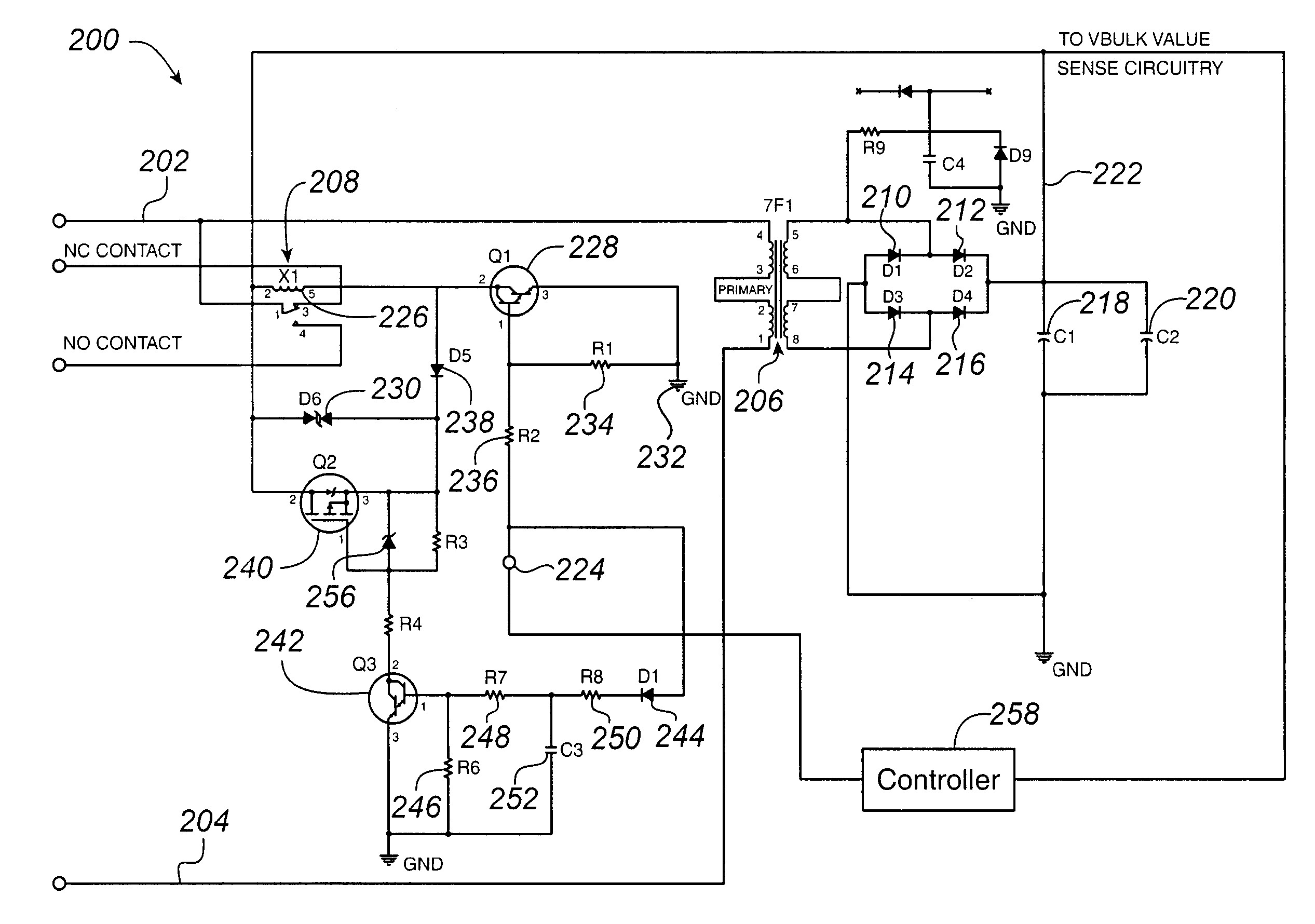 Supco 3 In 1 Wiring Diagram