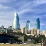 【アゼルバイジャン】バクーの観光スポット