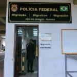 ブラジル/フォスドイグアスからアルゼンチン/プエルトイグアス 国境越え