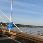 パラグアイ/エンカルナシオンからアルゼンチン/ブエノスアイレス 国境越え
