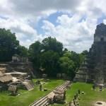 【グアテマラ】世界遺産 ティカル遺跡とフローレスの観光スポット