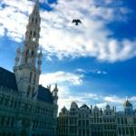 【ベルギー】ブリュッセルの観光スポット