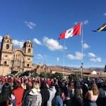 【ペルー】標高3400mの古都 クスコの観光スポット