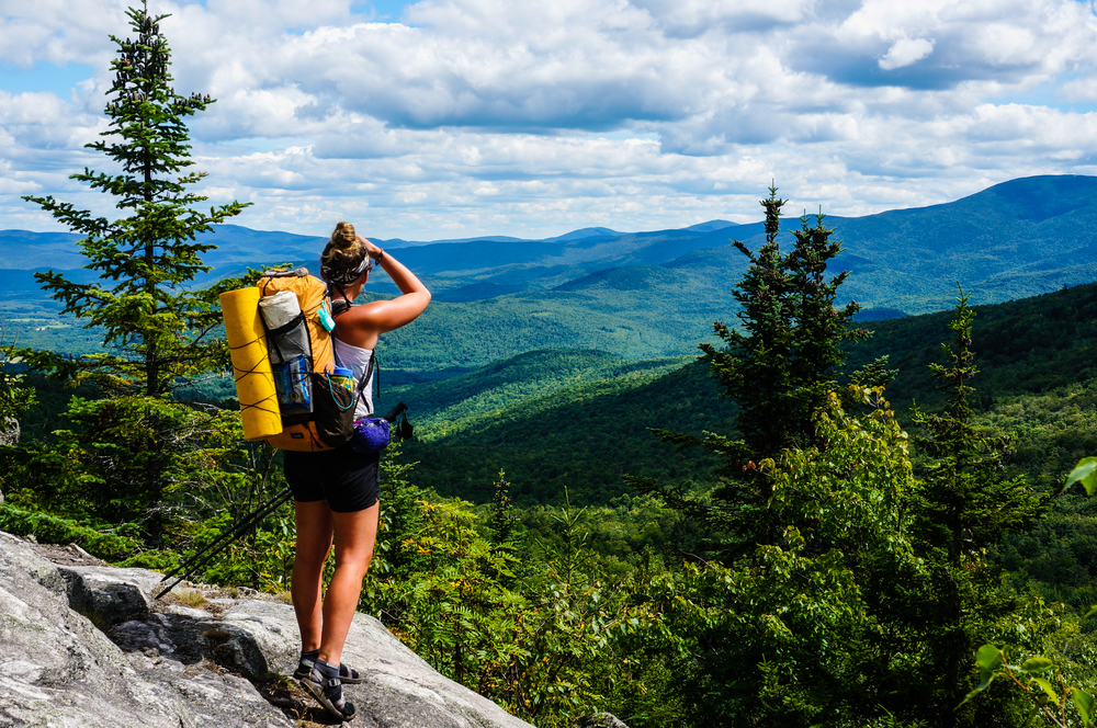 Emory & Henry College's Semester A-Trail Program offers students the chance to earn college credit while hiking the Appalachian Trail.